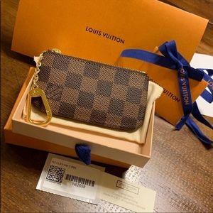 2019 Louis Vuitton key pouch